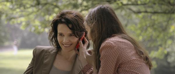 elles, l'enquête douloureuse de Juliette Binoche disponible en dvd