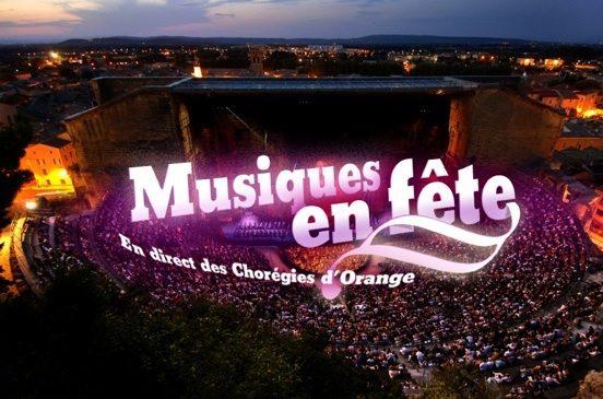 Musiques en Fête sur France 3