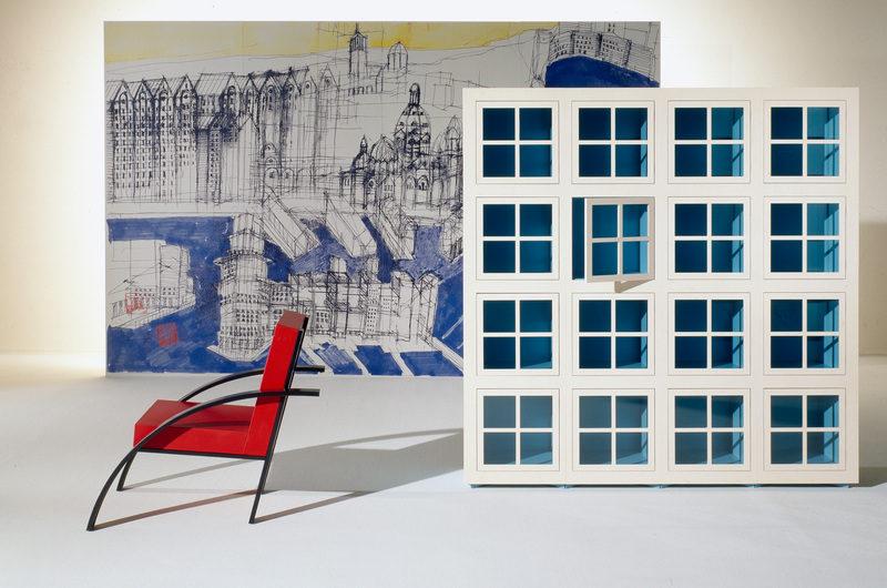 Une architecture – une marque : Aldo Rossi à la Molteni&C