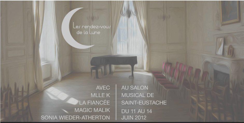 La musique a rendez-vous avec la lune