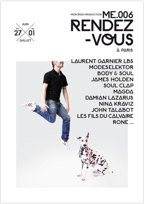 ME.006 Rendez-vous, festival électro à Paris