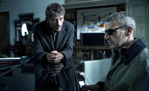 A l'aveugle : le face à face de Lambert Wilson et Jacques Gamblin disponible en dvd
