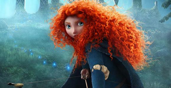 <strong>Rebelle</strong>, la nouvelle princesse des studios Disney-Pixar !