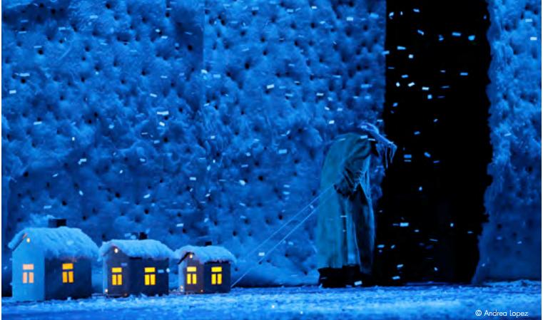 Retour du Slava's Snow Show en octobre à Paris- Réservez vite !