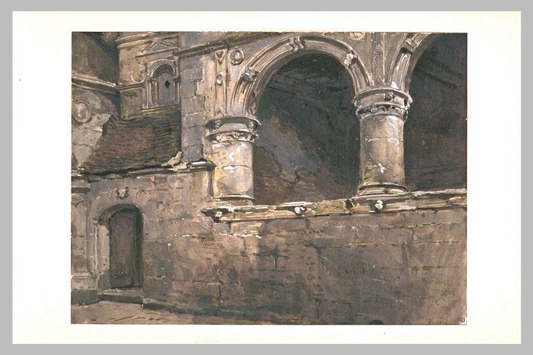 Les aquarelles et gouaches d'Eugène Isabey au Louvre