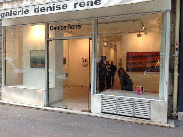 La «papesse de l'art abstrait» Denise René est décédée