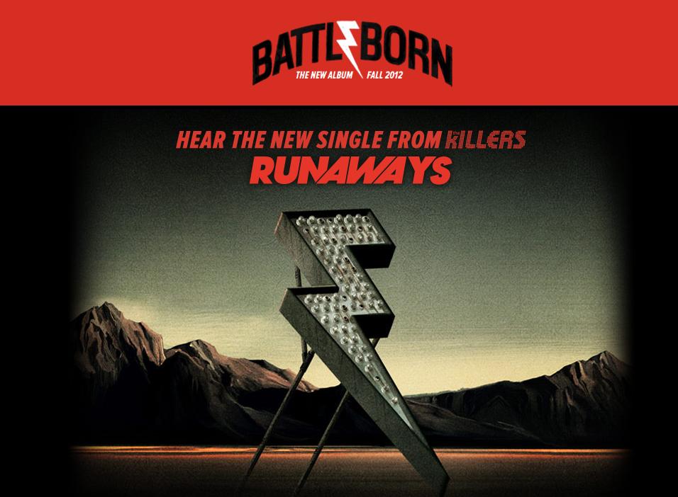 Runaways, le nouveau single des Killers… en attendant l'album
