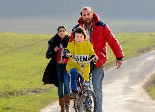 Sortie dvd : Torpedo, François Damiens et Audrey Dana dans un road movie touchant