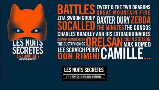 Live Report : Les Nuits Secrètes, Jour 3