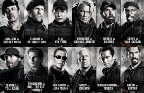 The Expendables 2 Kinox.To