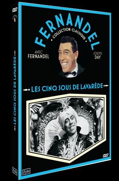 Les cinq sous de Lavarède de Maurice Cammage sort en Dvd