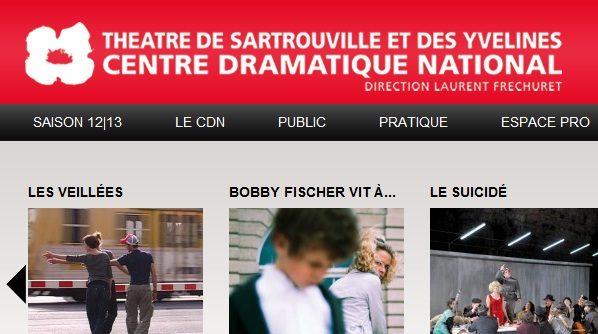 Sylvain Maurice prend la direction du Théâtre de Sartrouville et des Yvelines