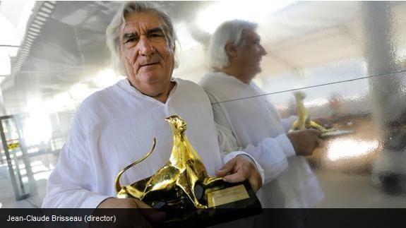 Jean-Claude Brisseau Léopard d'or à Locarno
