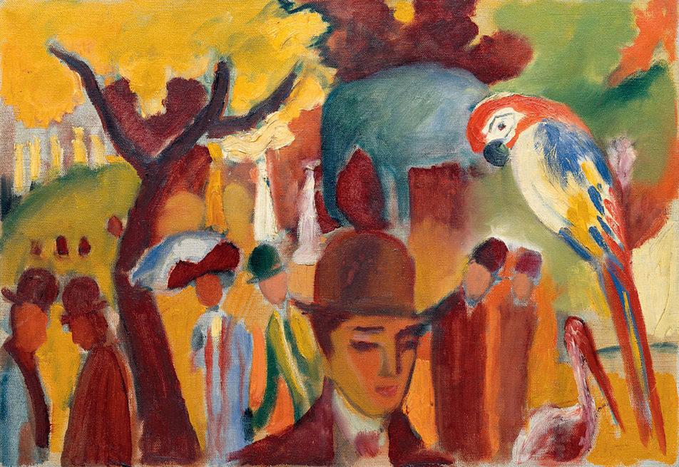 La collection de l'Allemand Frieder Burda au musée Granet d'Aix-en-Provence