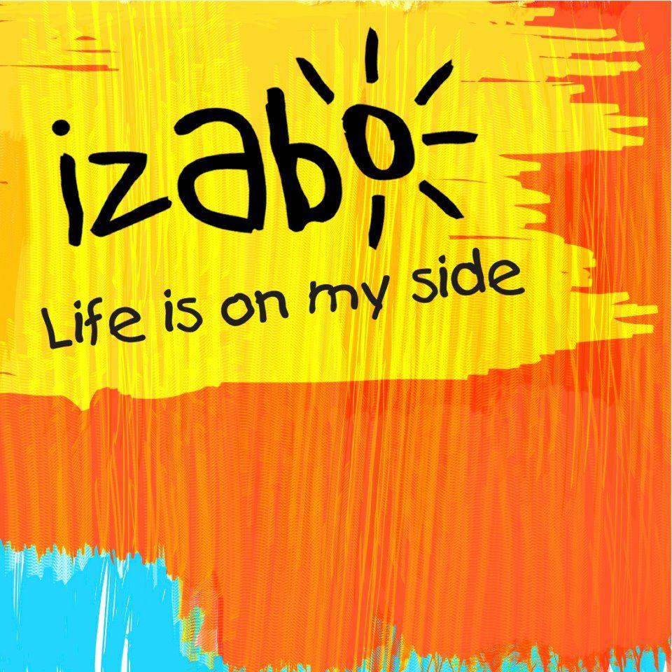 Gagnez 5 cds signés du «Life is on my side», le dernier album d'IZABO
