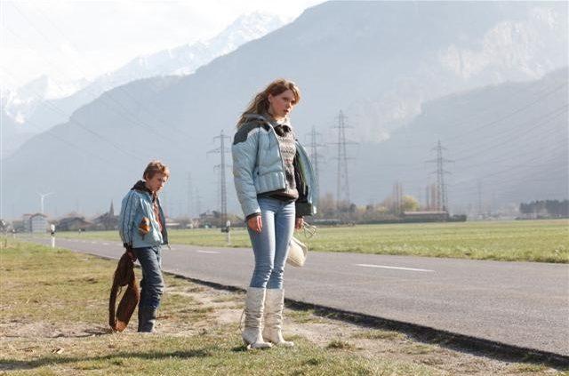 Sortie dvd : L'enfant d'en haut de Ursula Meier