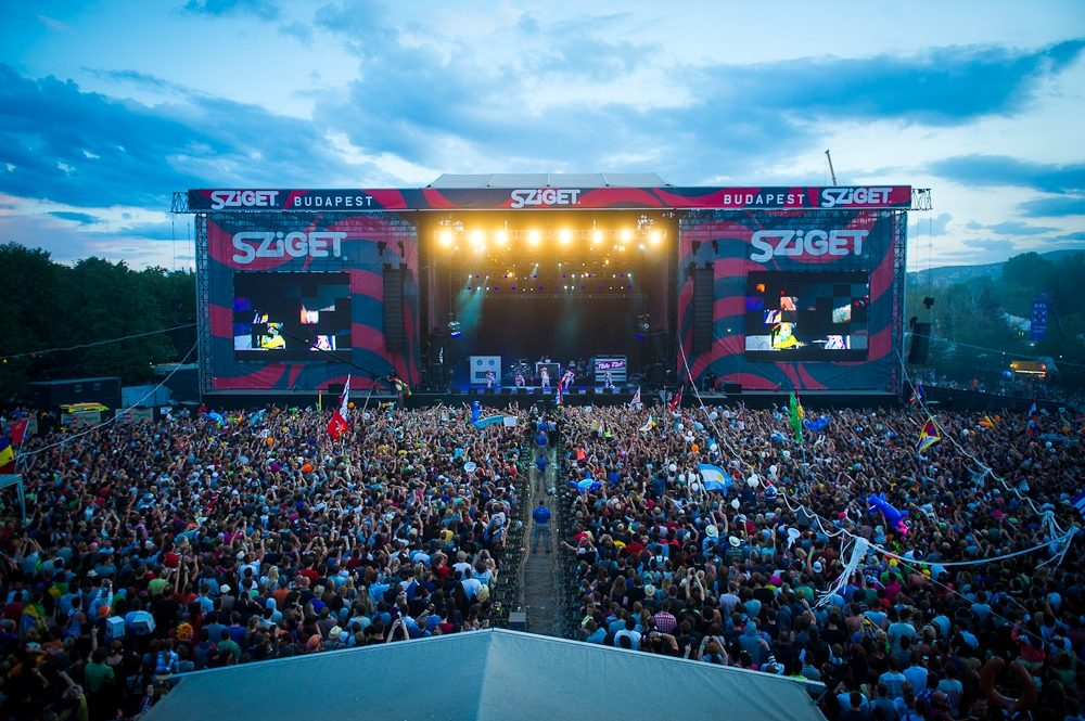 Sziget Festival : «Meilleur grand festival européen» à l'unanimité