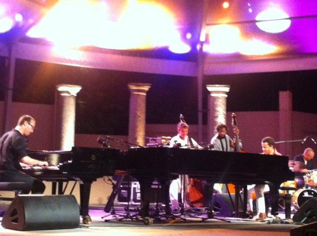 [Live-Report] : Yaron Herman, Jacky Terrasson et leurs trios ouvrent le festival de Jazz de Ramatuelle en beauté (16/08/2012)
