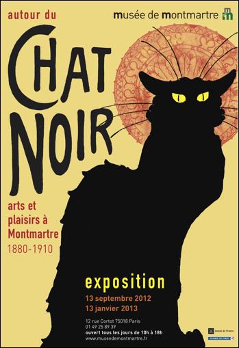 Le clan du Chat Noir s'expose au musée de Montmartre