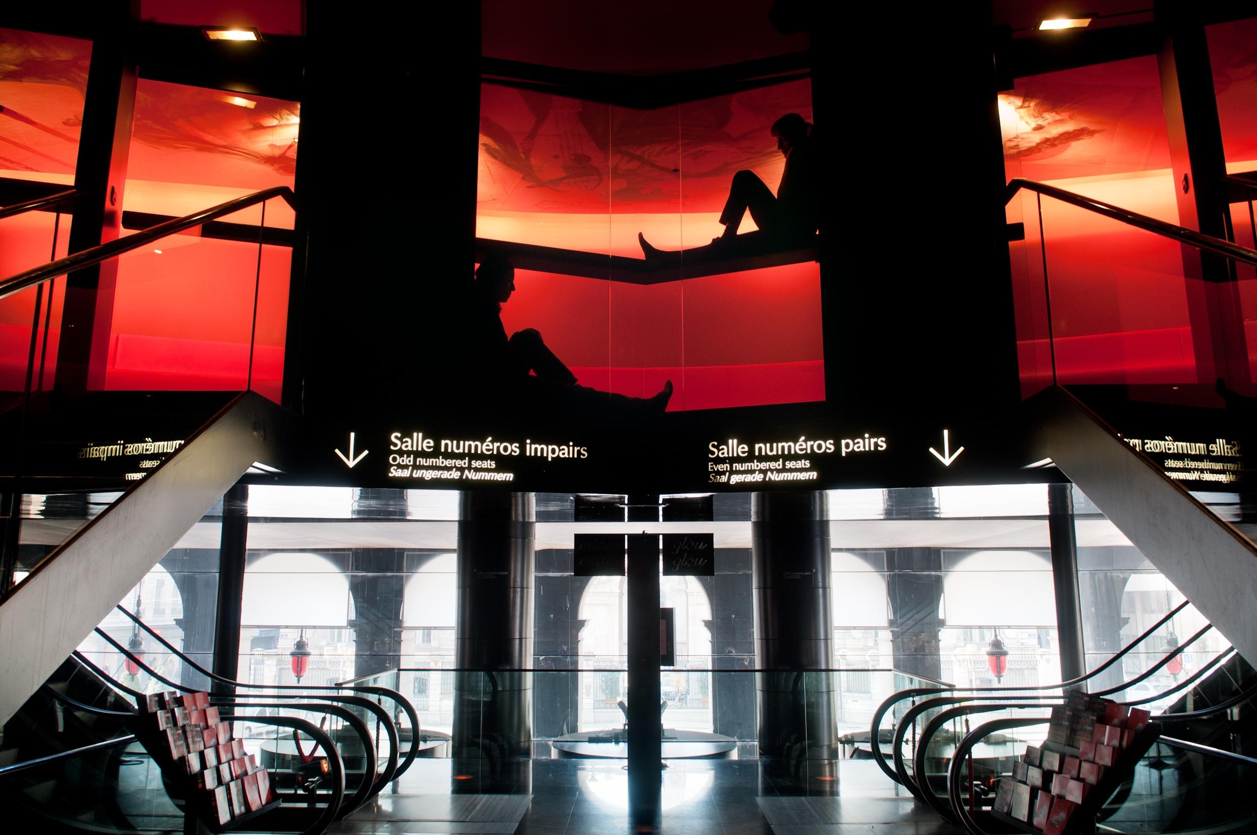 Biennale de la danse 2012 : Julie Desprairies nous invite à déambuler dans l'Opéra de Lyon