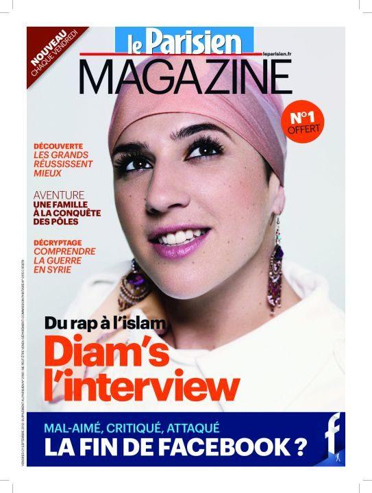 Le journal Le Parisien lance son magazine
