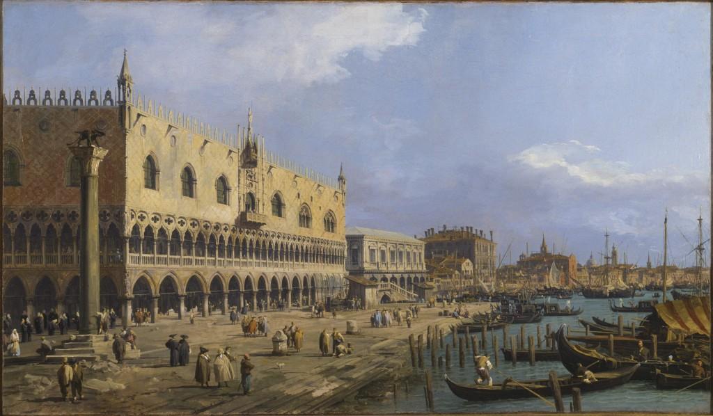 Au musée Maillol, redécouvrez Venise sous le regard de Canaletto