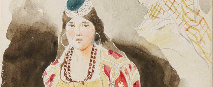 Delacroix et l'orientalisme célébrés au château de Chantilly