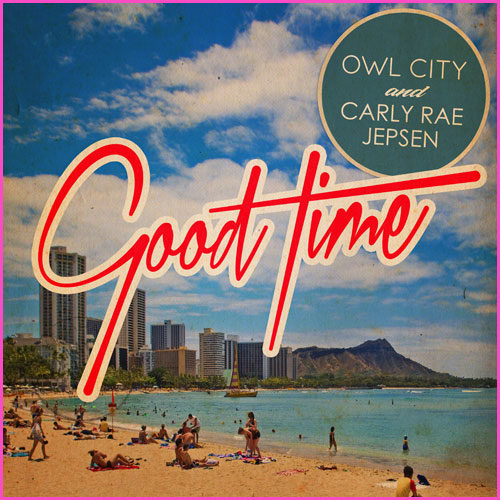 Good Time de Carly Rae Japsen, pas si good