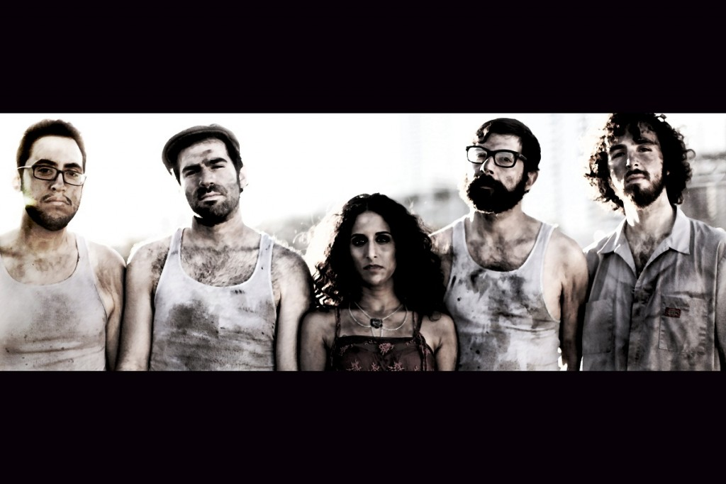 Gagnez 4×2 places pour Rupa & The April Fishes le 15 novembre au Divan du Monde