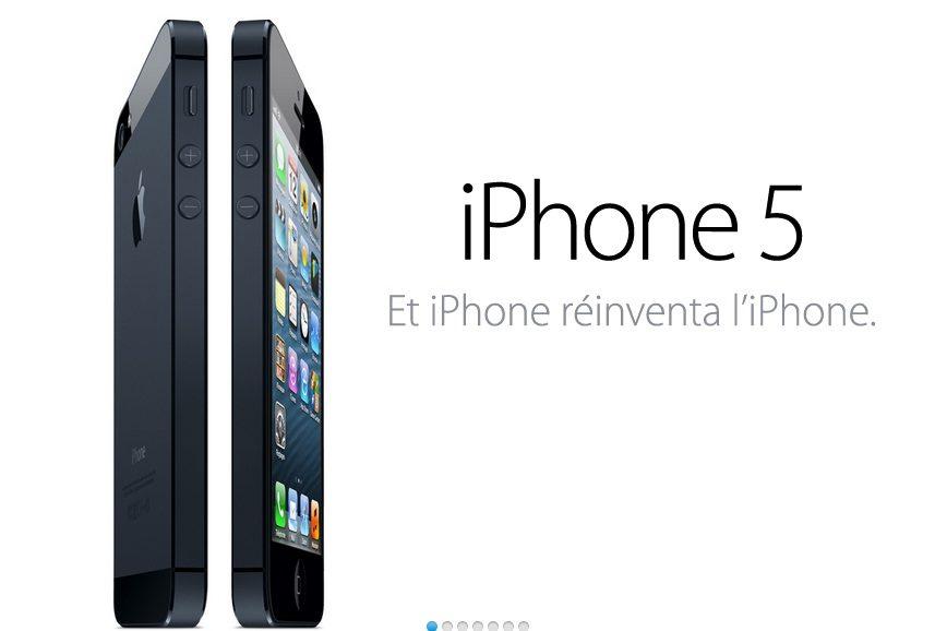 L'iPhone 5 est enfin en vente, et alors ?