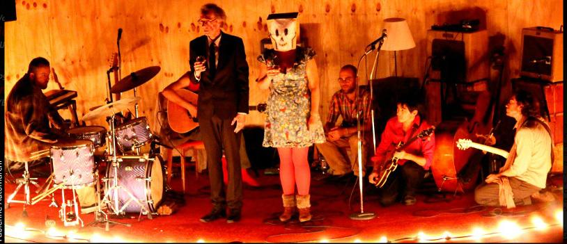 Memories From The Missing Room, Moriarty est en concert au Théâtre de la Bastille