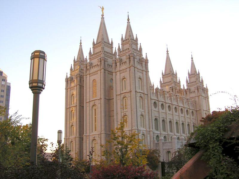 L'autre visage des mormons