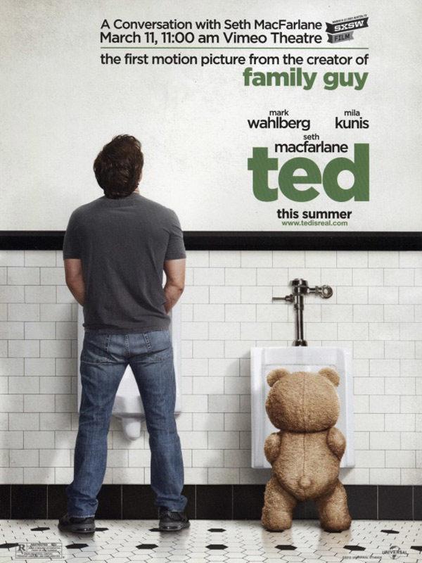 Ted, la critique. Mark Wahlberg dans une comédie familiale faussement rebelle