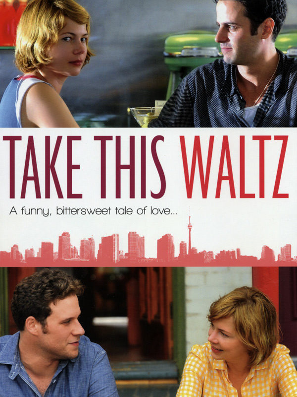Take this Waltz, la critique: voyage sensoriel lunaire de Sarah Polley, Michelle Williams est rayonnante.