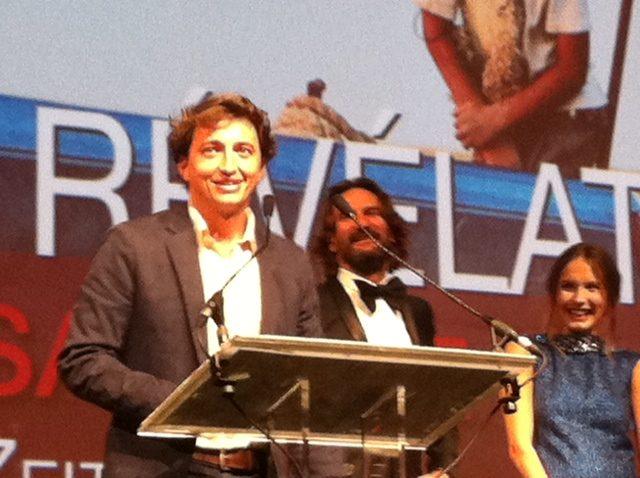 Deauville 2012: le Palmarès, le triomphe de Benh Zeitlin suivi du charisme de Salma Hayek