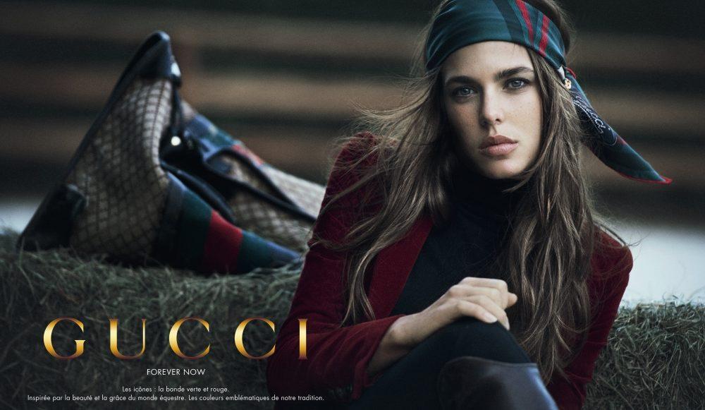 Charlotte Casiraghi, la cavalière qui inspire Gucci