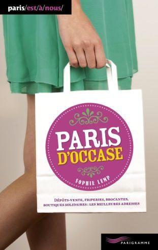 Paris d'occase de Sophie Lemp