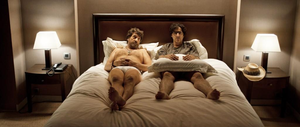 Do not disturb : Yvan Attal et François Cluzet se mettent au défi de tourner un porno gay