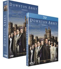 Gagnez 3 coffrets 3 DVD de la série Downton Abbey saison 1