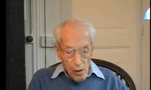 Décès de l'homme de lettres belge Henry Bauchau