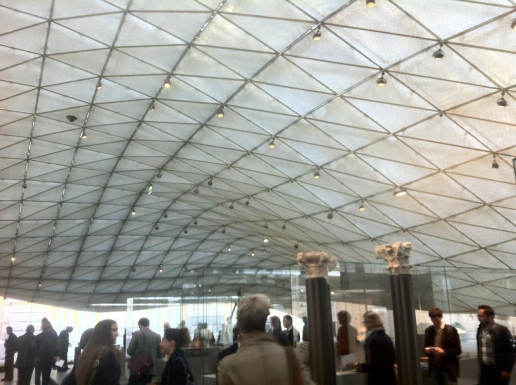 Ouverture du frileux département des Arts de l'Islam au Louvre