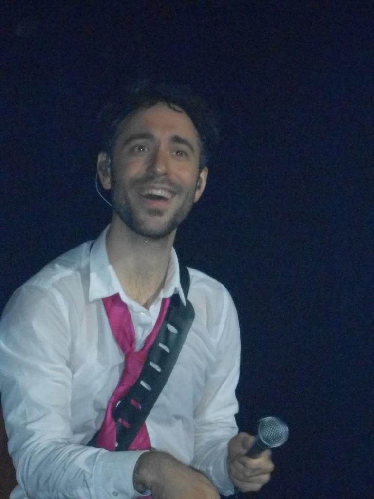 Live-report, 20/09/12, Charlie Winston au Casino de Paris