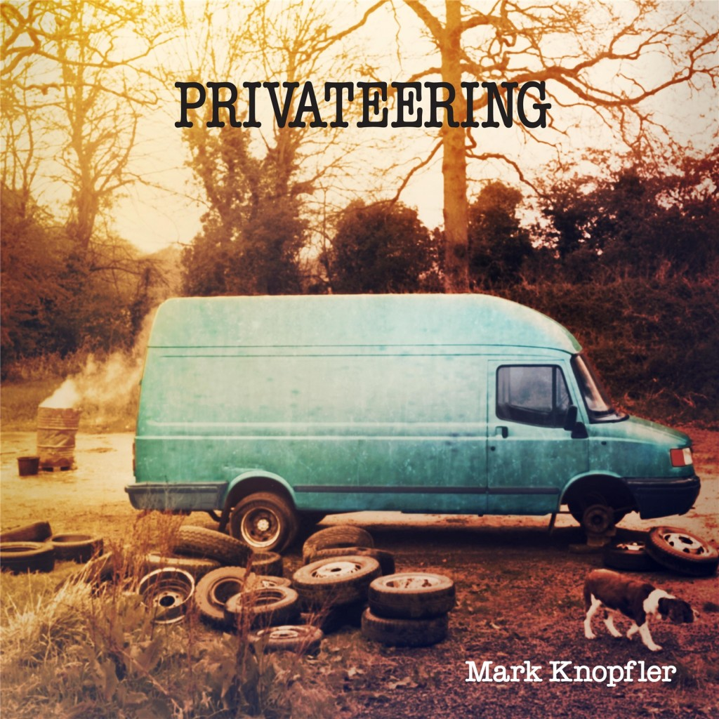 Privateering : le nouvel album de Mark Knopfler