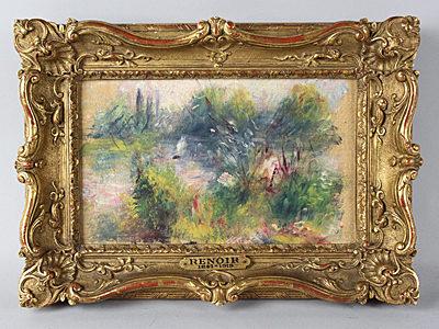 Un Renoir vendu 5,40 euros dans un marché aux puces ?