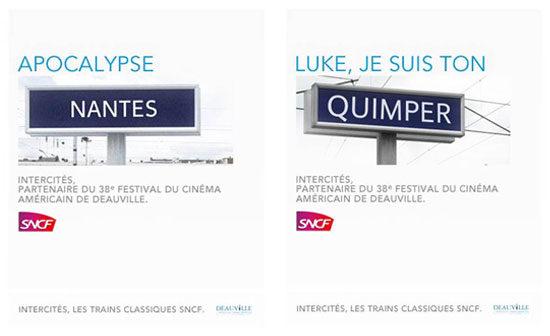 Quand la SNCF se pique de cinéma