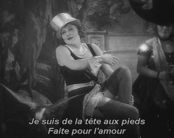 Marlène Dietrich 20 ans après…que reste-t-il de l'ange bleu ?