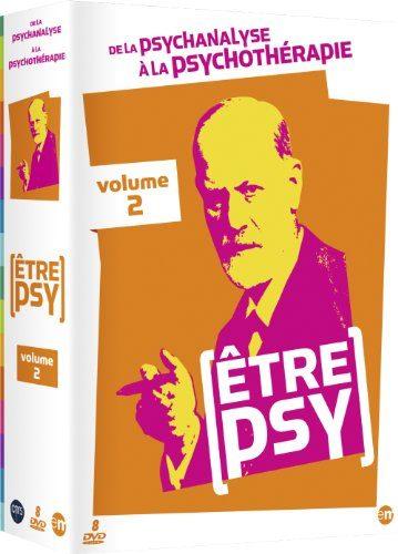 Coffret DVD Etre Psy 2 : les psychothérapeutes contre- attaquent