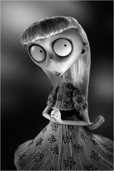 Frankenweenie : du Tim Burton comme on l'aime