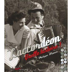 L'accordéon Quelle histoire! de Philippe Krümm