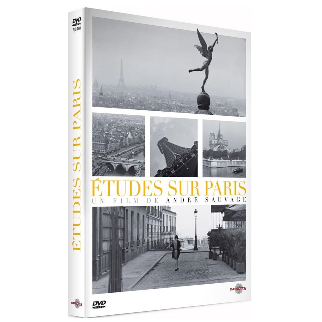 Etudes sur Paris, un documentaire fascinant sur le Paris des années folles d'André Sauvage réédité
